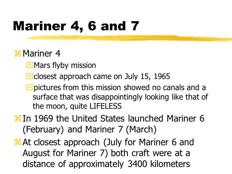 Mariner 4 Photographs