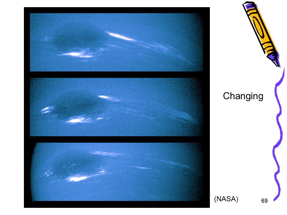 69 Changing (NASA)