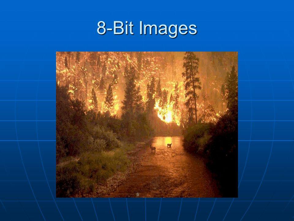 8-Bit Images