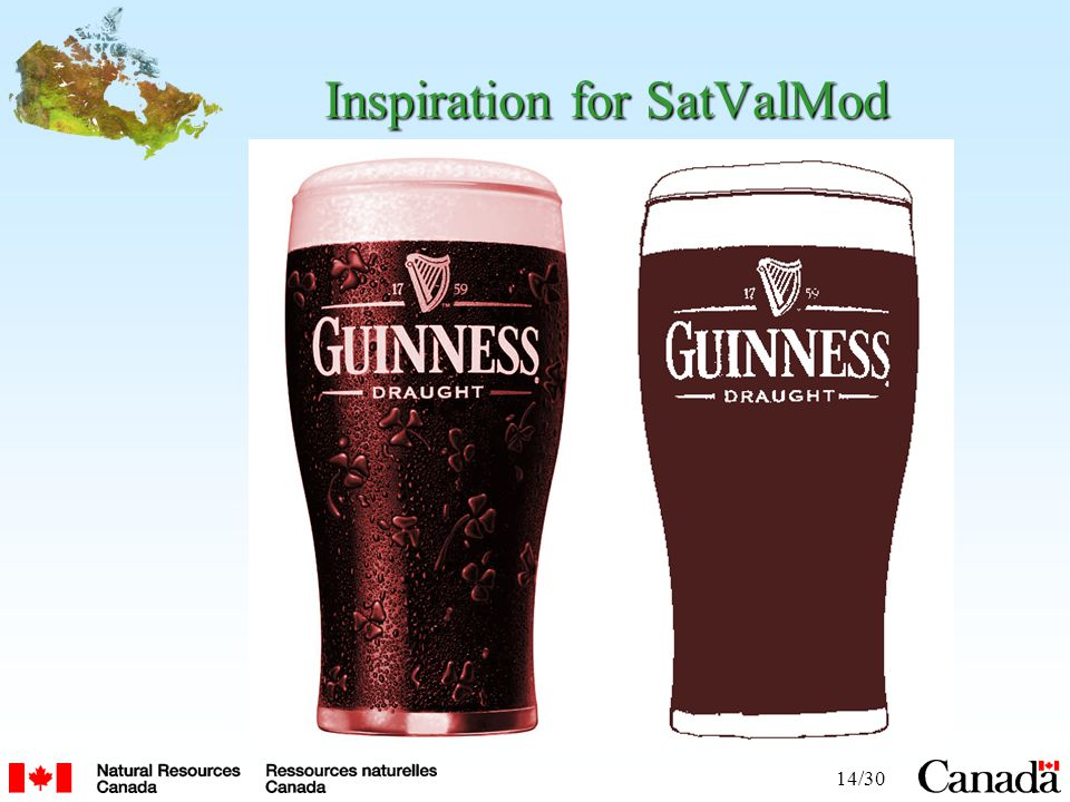 14/30 Inspiration for SatValMod
