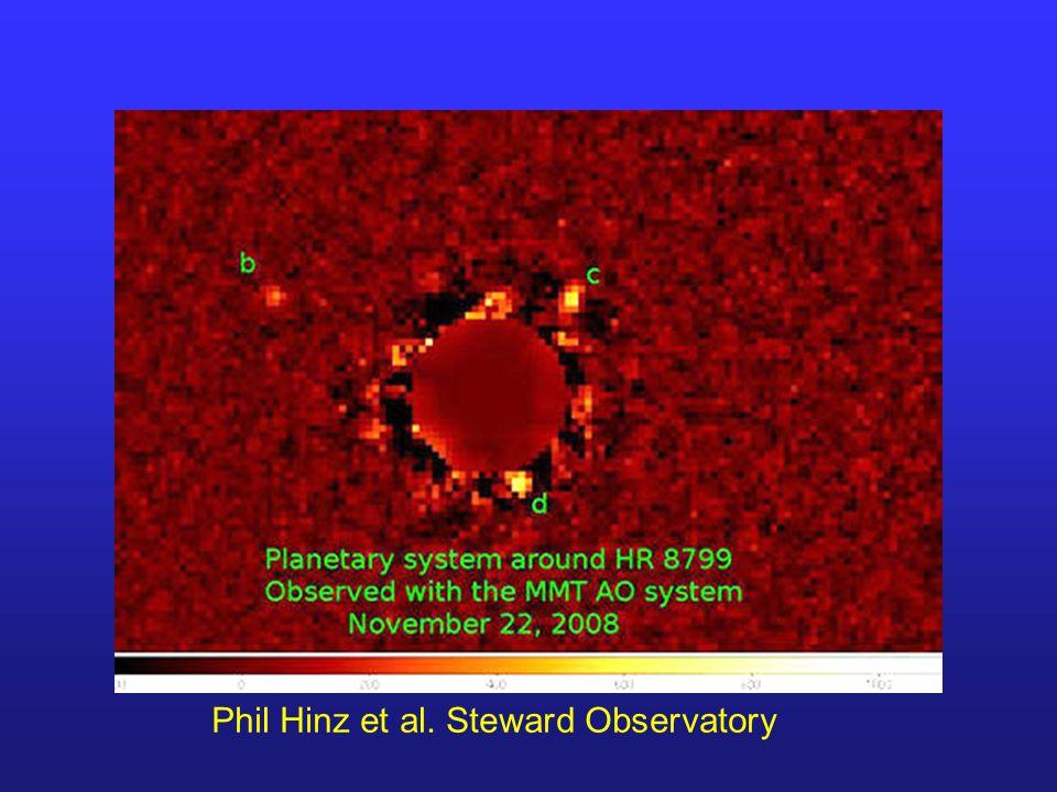 Phil Hinz et al. Steward Observatory