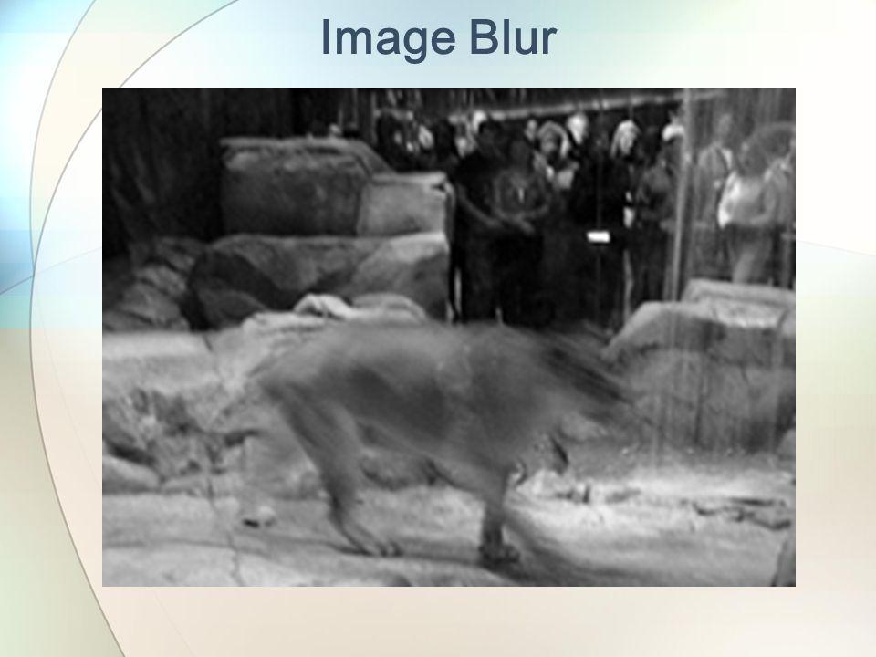 Image Blur