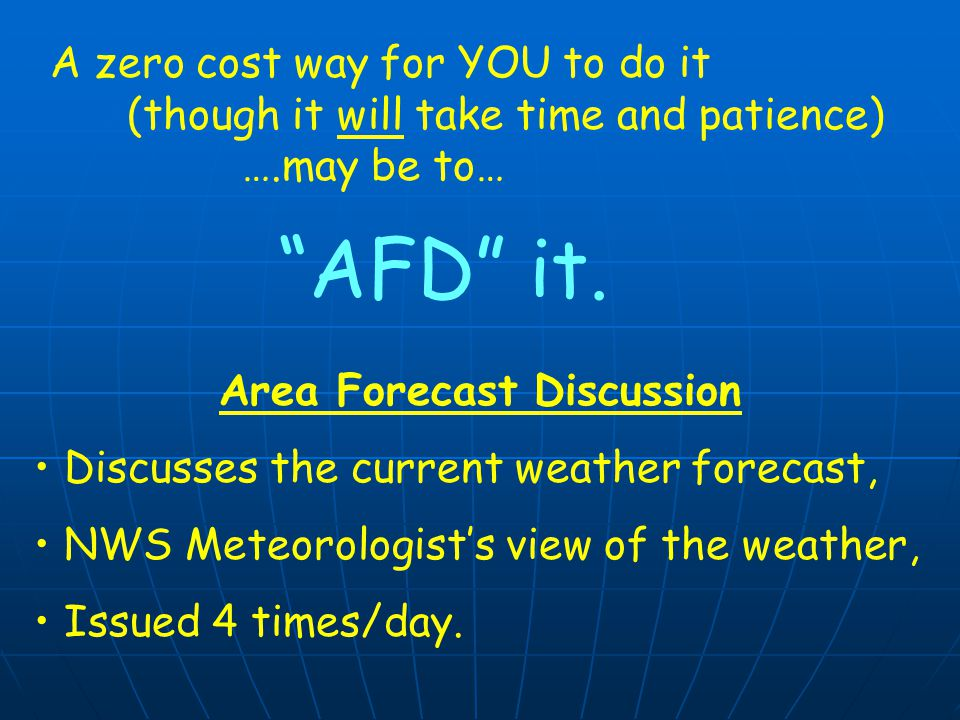 A zero cost way for YOU to do it (though it will take time and patience) ….may be to… AFD it.