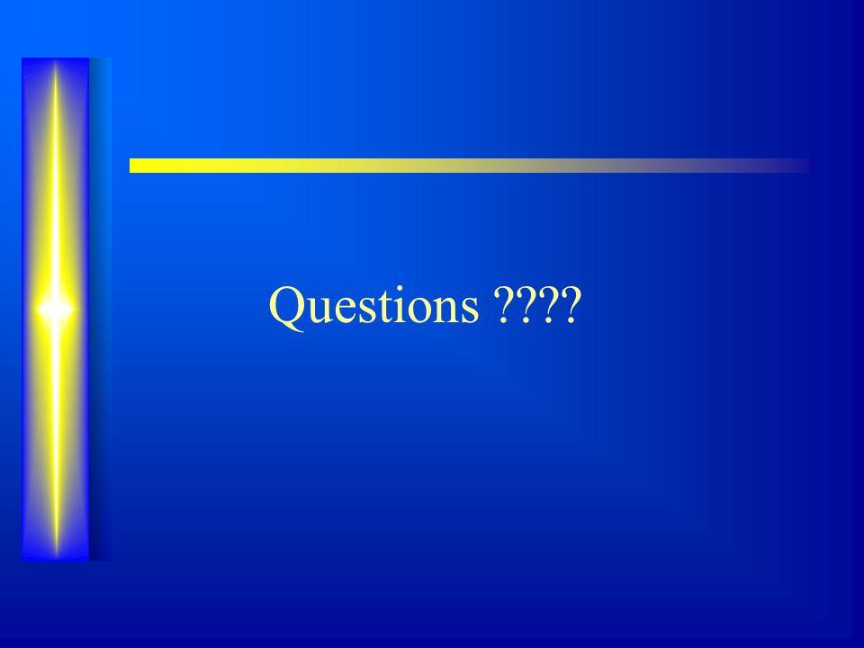Questions ????