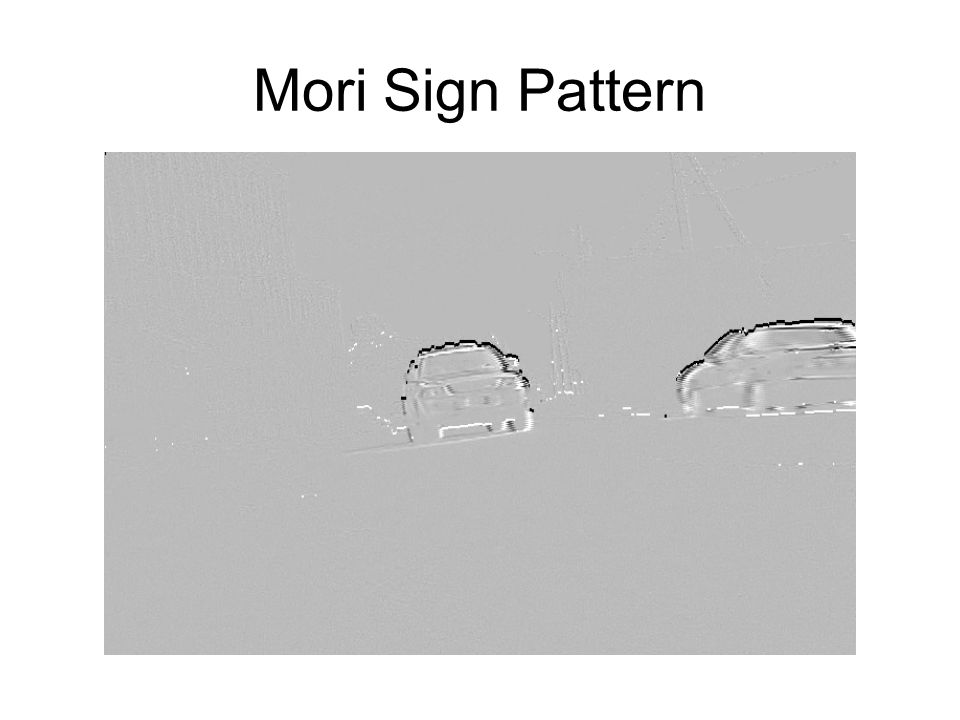 Mori Sign Pattern