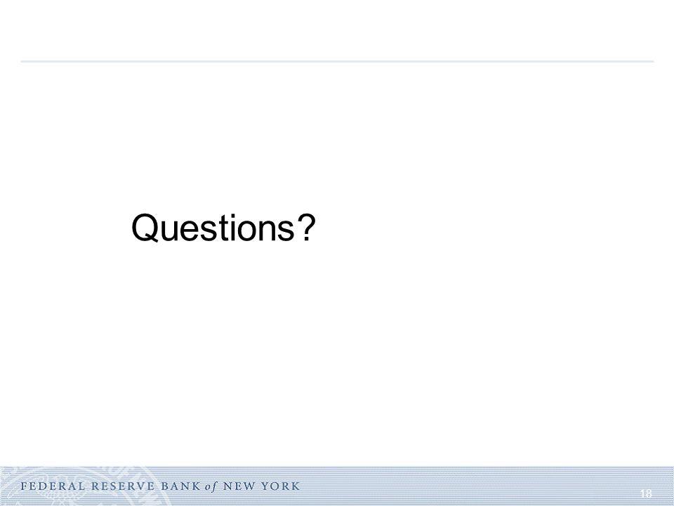 18 Questions?