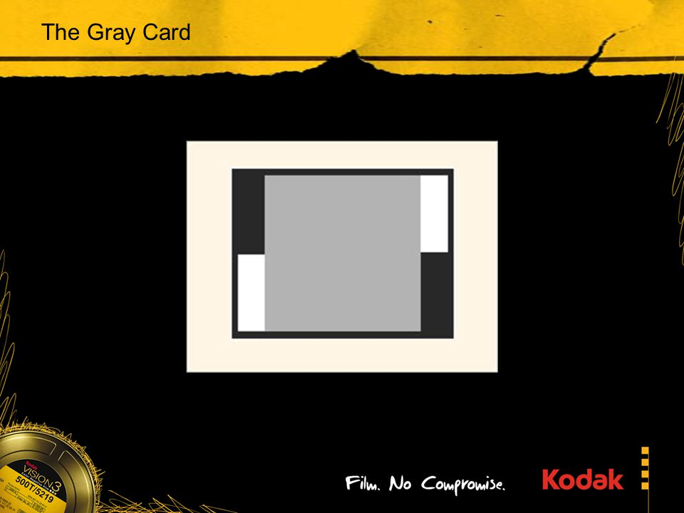 The Gray Card
