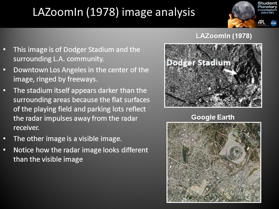 This image is of Dodger Stadium and the surrounding L.A.