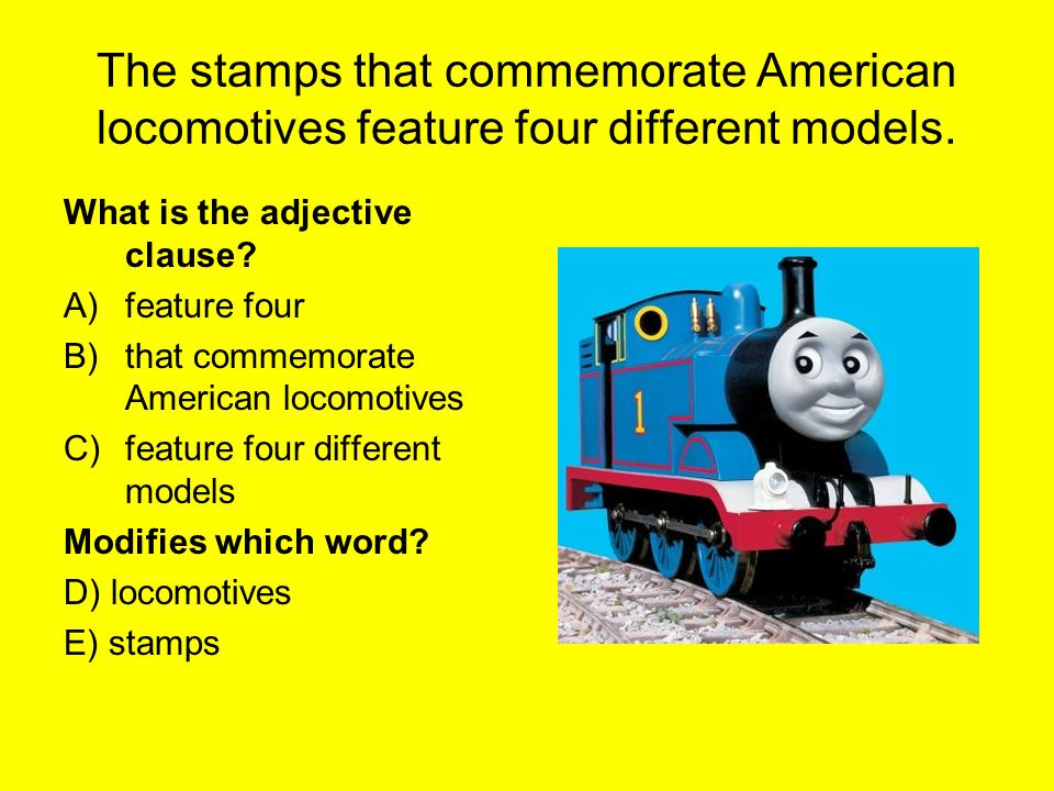 The stamps that commemorate American locomotives feature four different models.