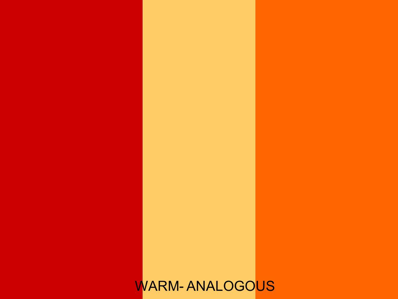 COOL- ANALOGOUS