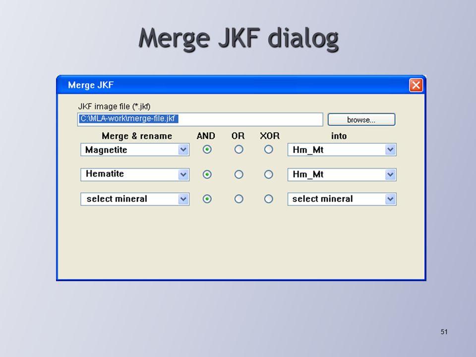 Merge JKF dialog 51