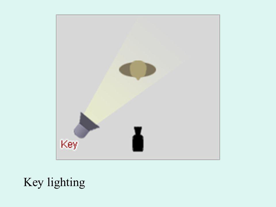 Key lighting