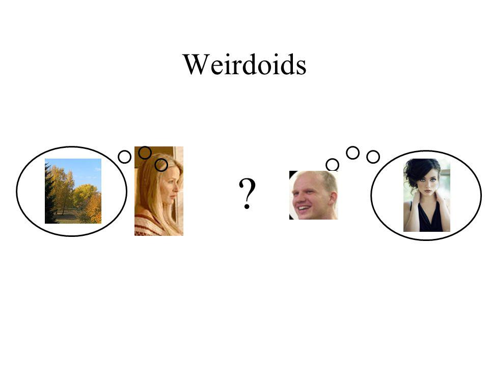 Weirdoids