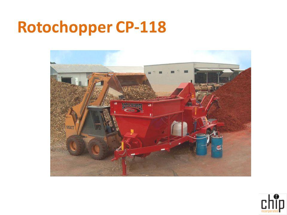 Rotochopper CP-118