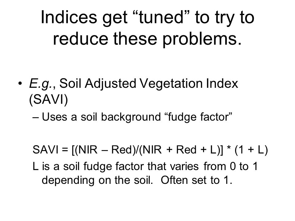 Indices get tuned to try to reduce these problems.
