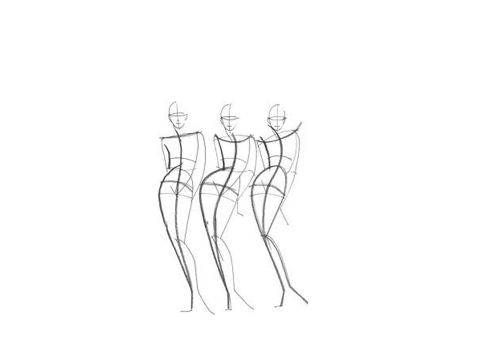 Drawing 4 – 5 min. Block out figure Get in proportion Try to show emotion with your lines
