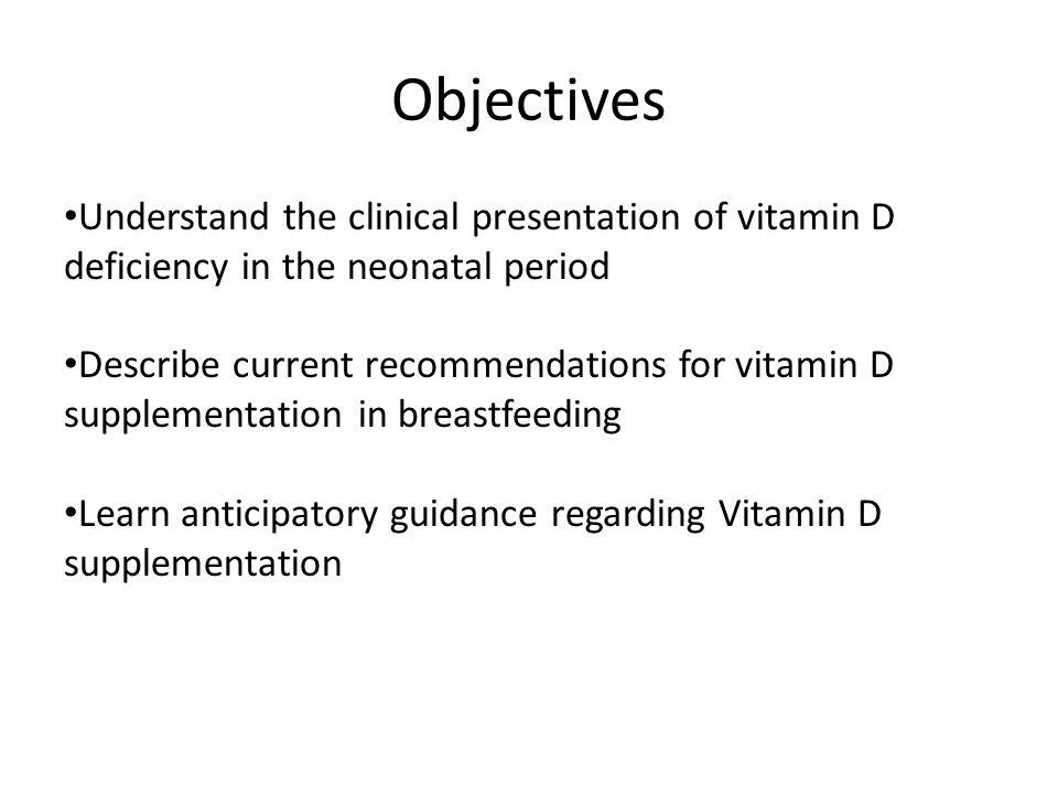 Oral Vitamin D Preparations