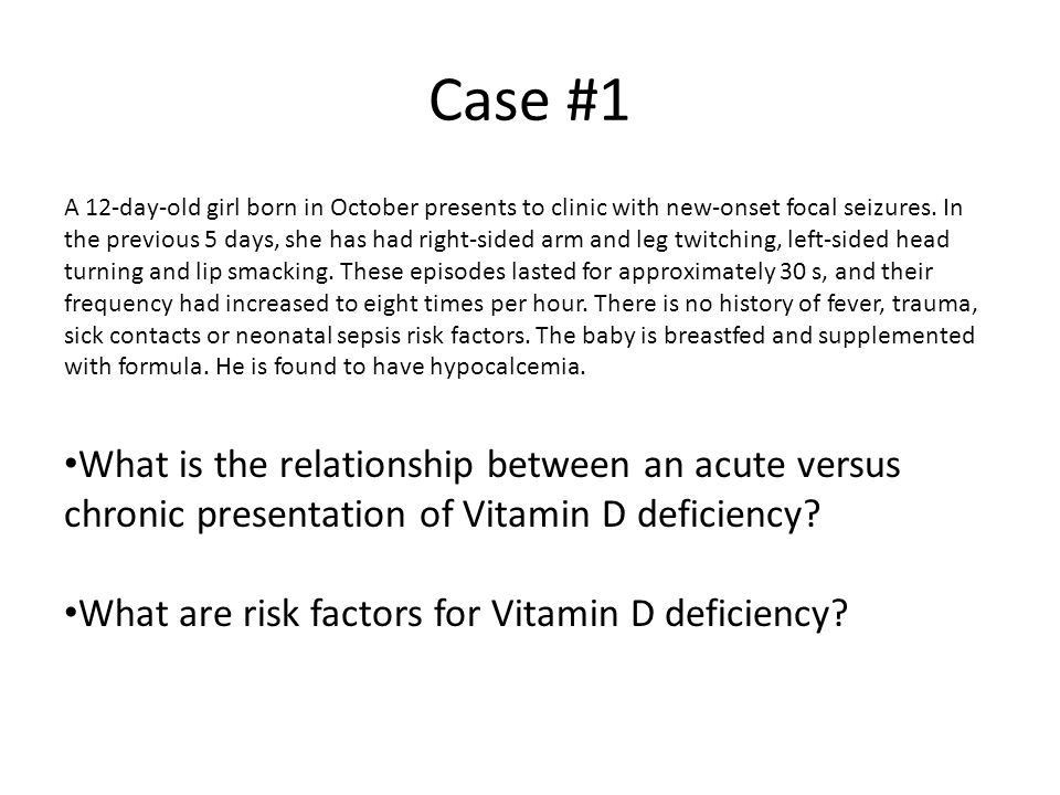 How are we doing.A minority of breastfed infants receive vitamin D supplementation.
