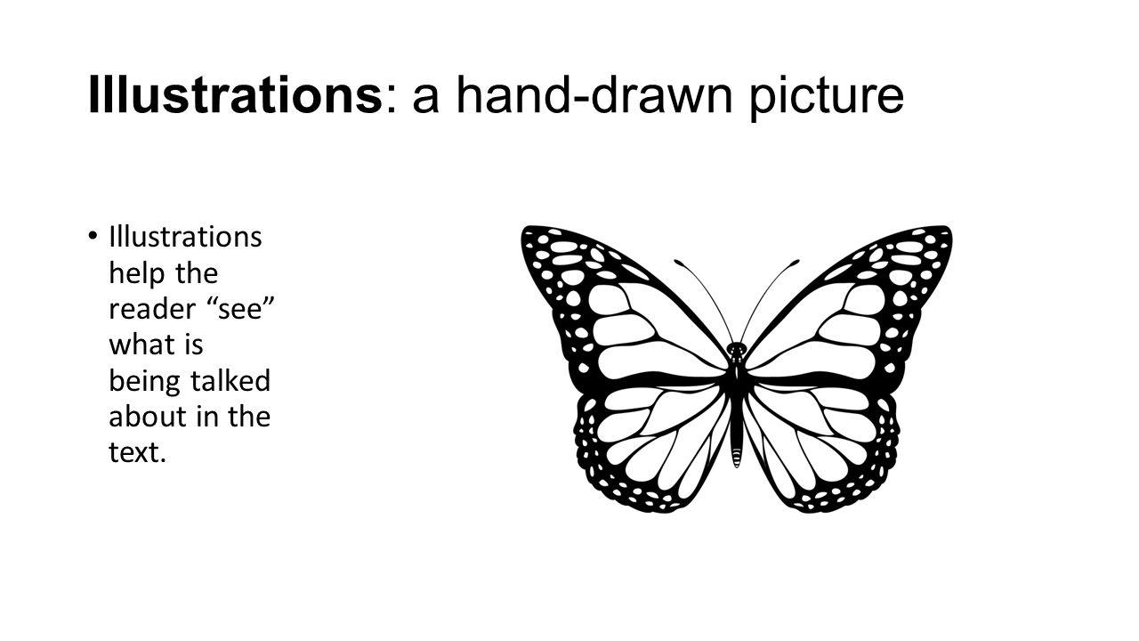 Captions: the words next to or below a picture that tell what it is or what it is about A caption explains what is shown in a photograph or illustration.