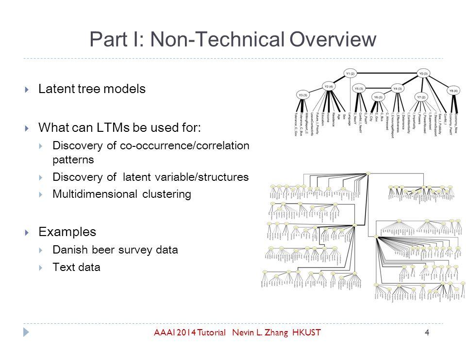 AAAI 2014 Tutorial Nevin L.Zhang HKUST25 Key References:  E.