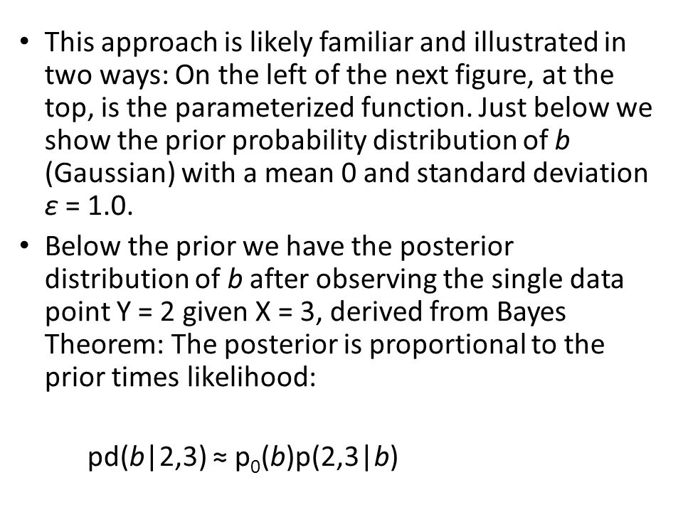 Next consider functions defined by more than one parameter.
