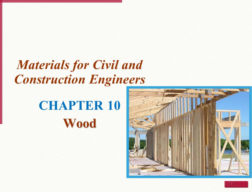 Wood Products for Construction Dimensional lumber – 2 to 5 thick – 2x4,s etc.