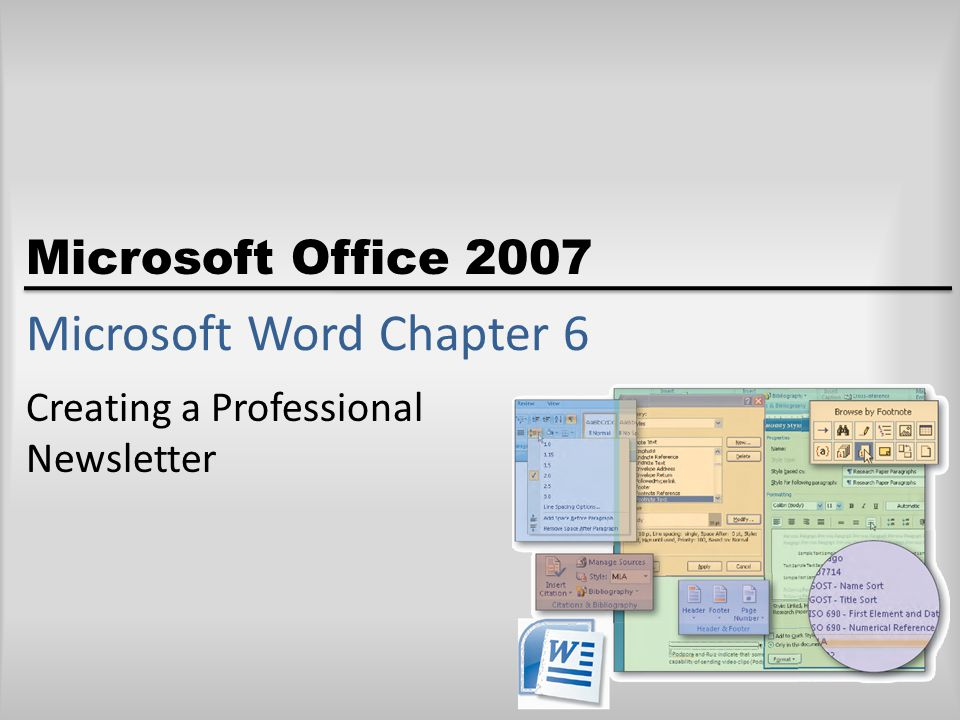 Formatting Text as a Heading Style Microsoft Office 2007: Complete Concepts and Techniques - Windows Vista Edition72