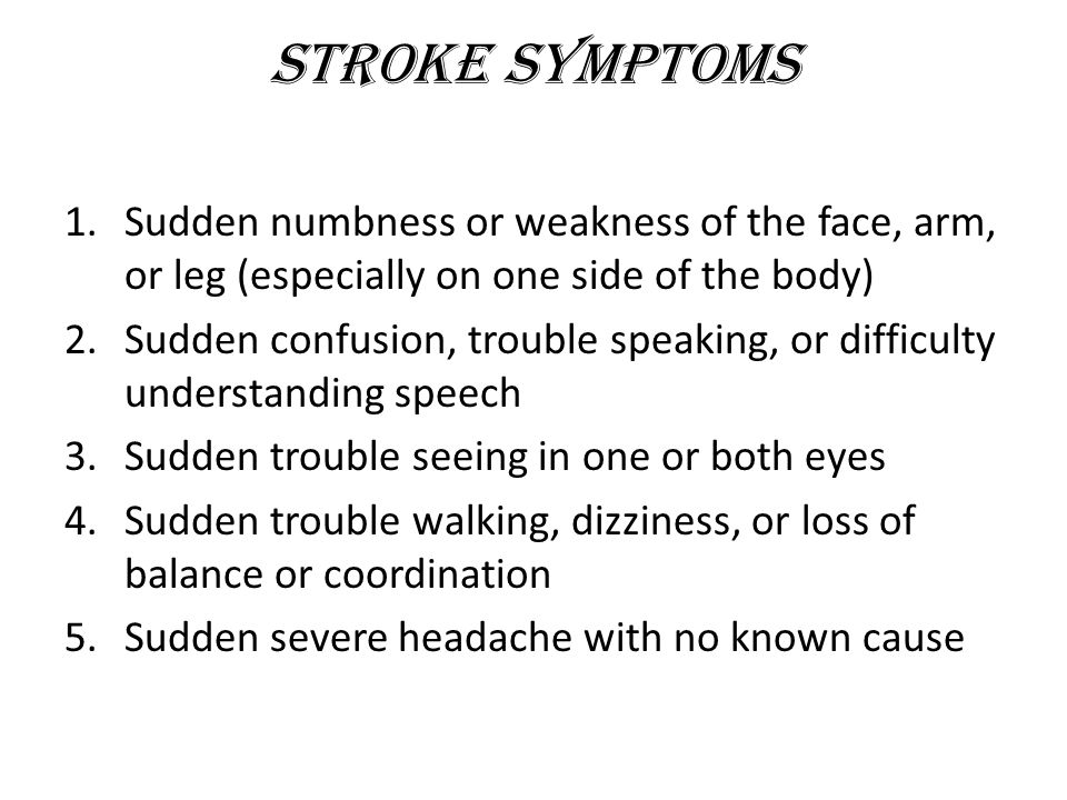 Diagnosis Stroke is diagnosed through several techniques: 1.