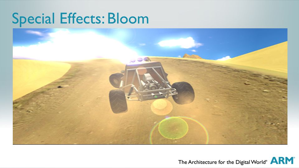 Special Effects: Bloom