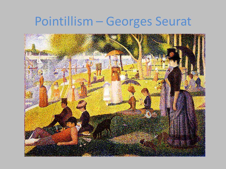 Pointillism – Georges Seurat