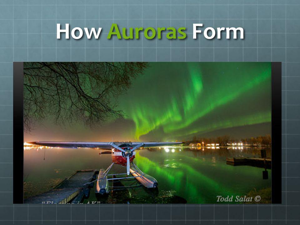 How Auroras Form