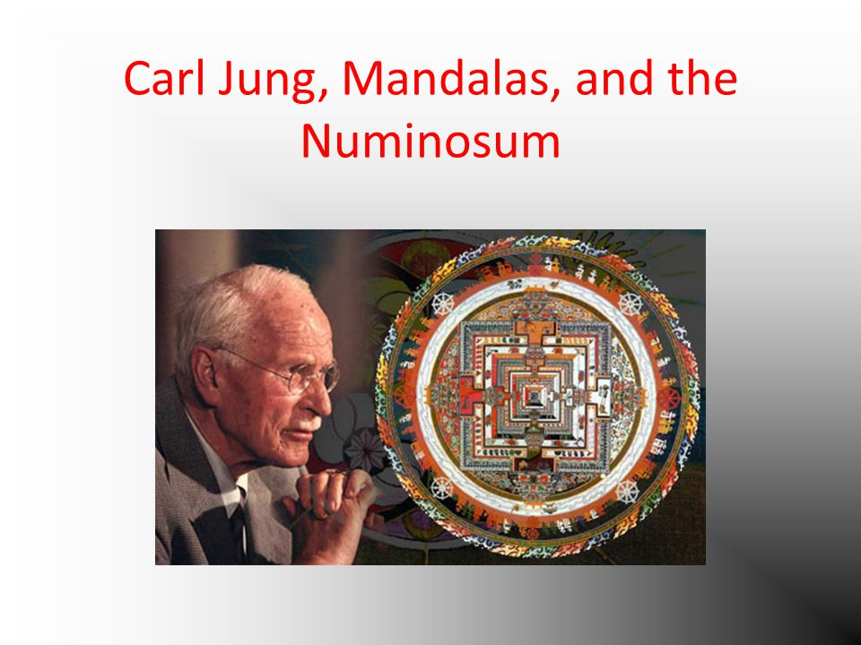 Carl Jung, Mandalas, and the Numinosum