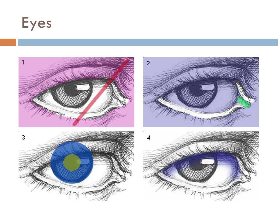 Eyes 1 2 34