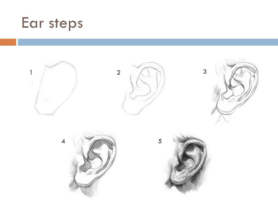 Ear steps 12 3 45