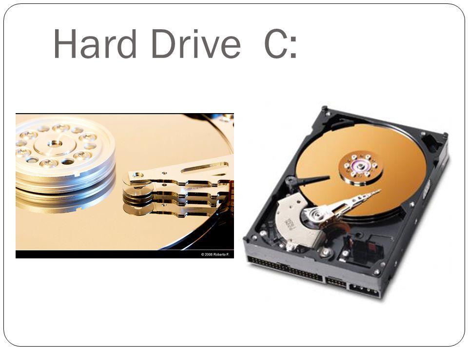 Hard Drive C: