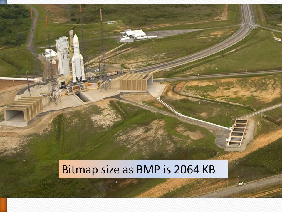 660KB vs 65KB (JPEG)