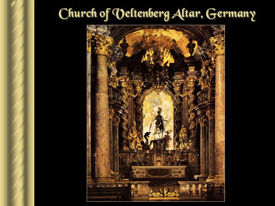 Church of Veltenberg Altar, Germany