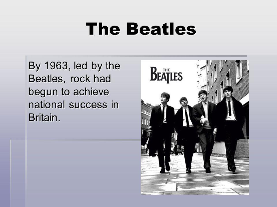 Development of Rock music (1970s-'90s)