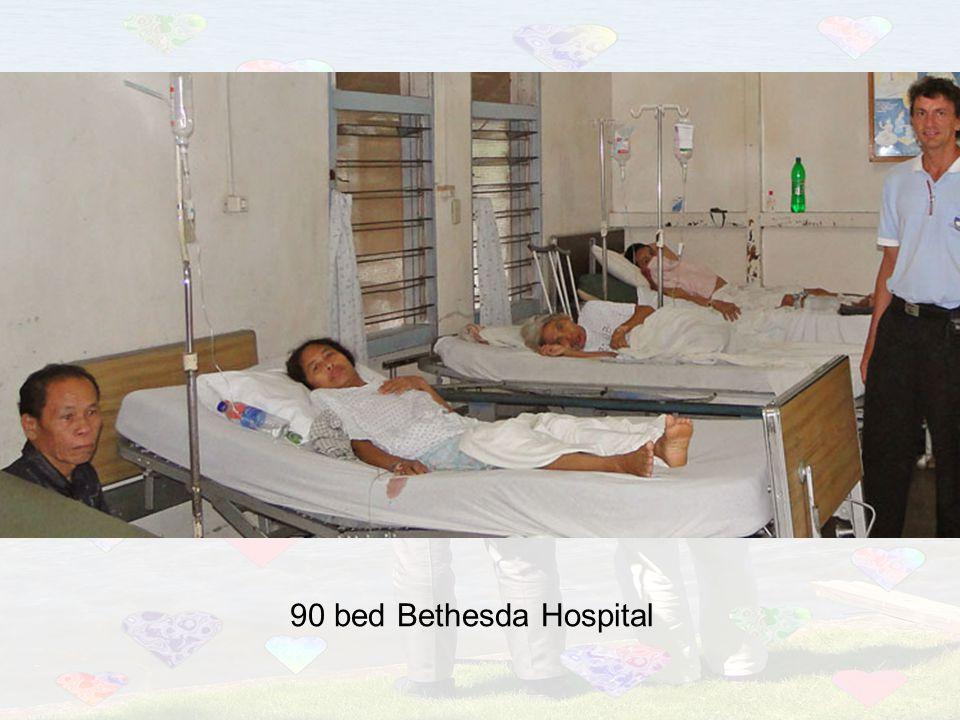 90 bed Bethesda Hospital