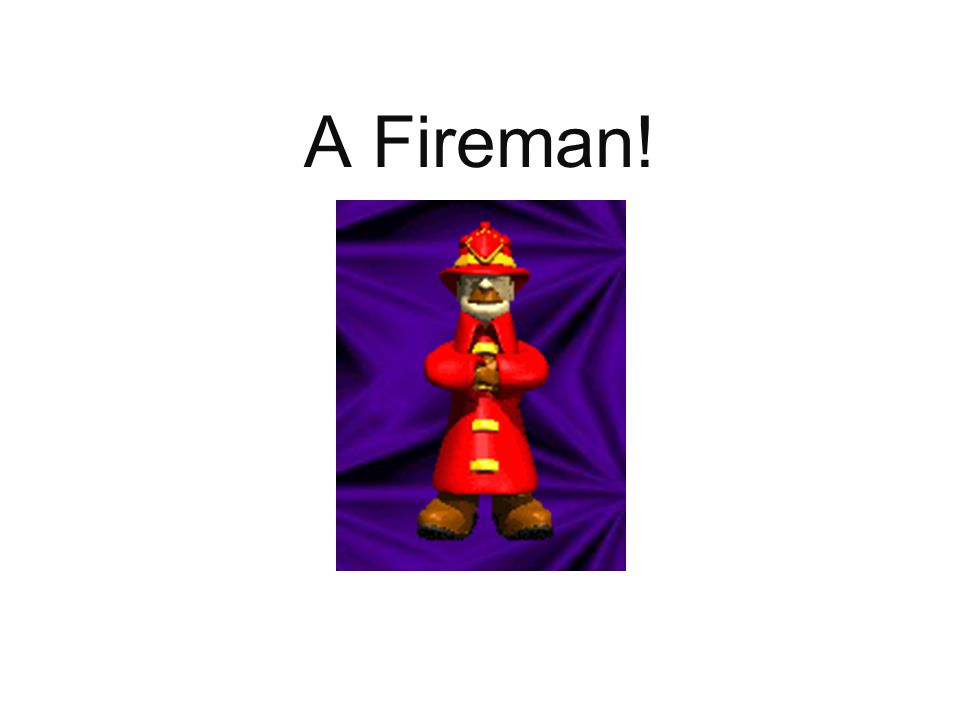 Hot Shot. Who Am I. A lot of kids think that they want to be me.