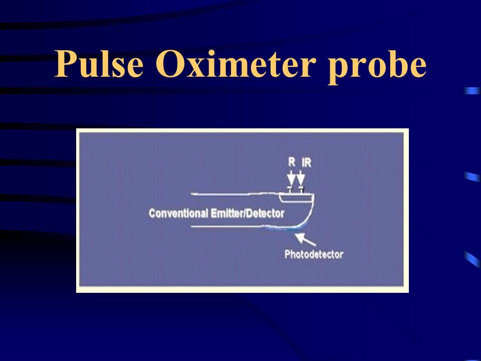 Pulse Oximeter probe