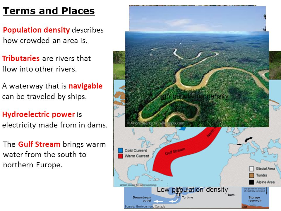 Objectives Identify two landforms that give Western Europe a lot of shoreline.