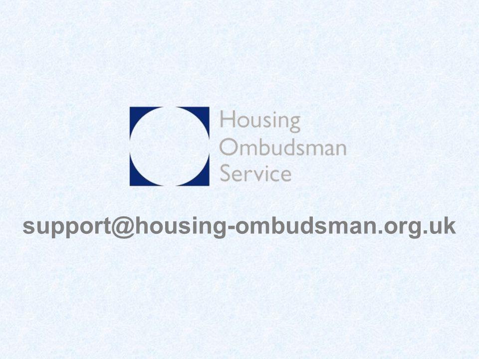 support@housing-ombudsman.org.uk
