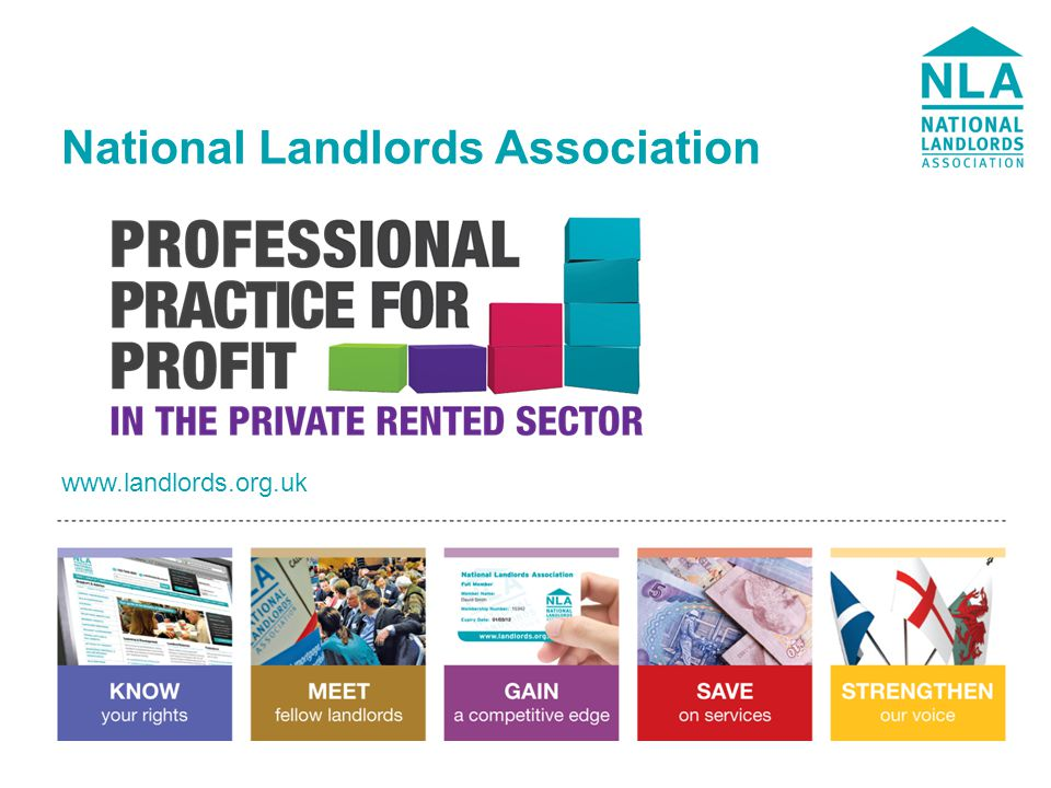 www.landlords.org.uk Seek tax advice  Stern and Company - NLA Recognised Supplier - Expert tax advice and record - fixed monthly fee.