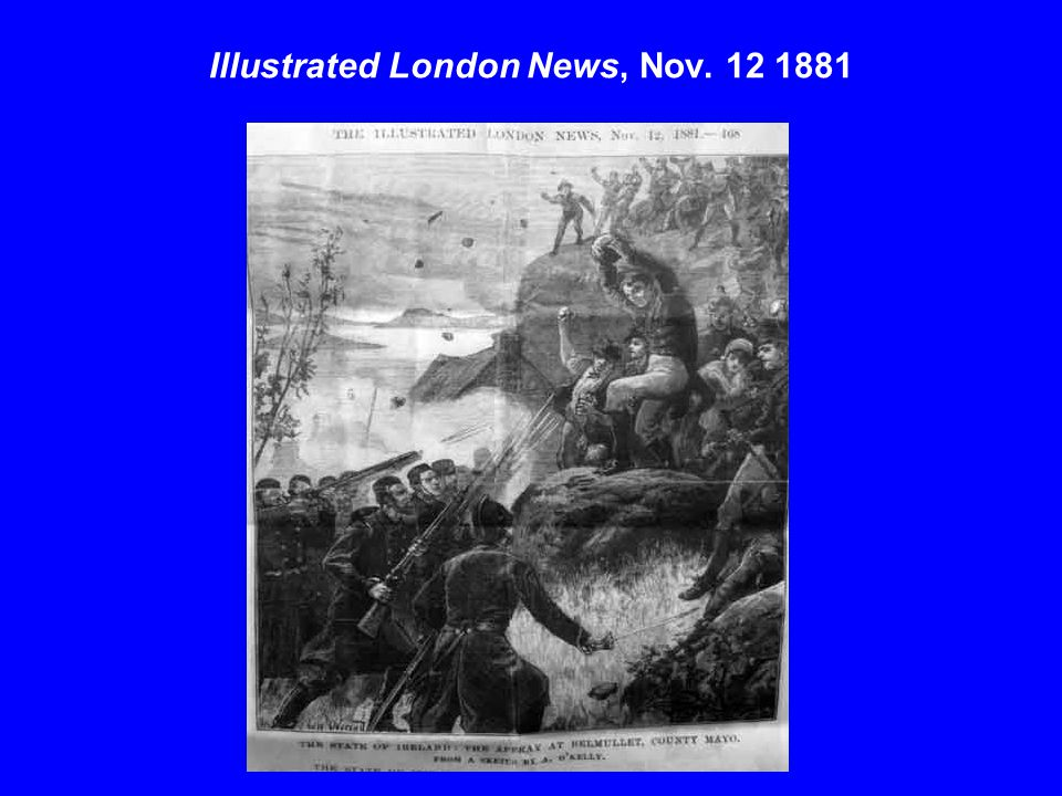 Illustrated London News, Nov. 12 1881
