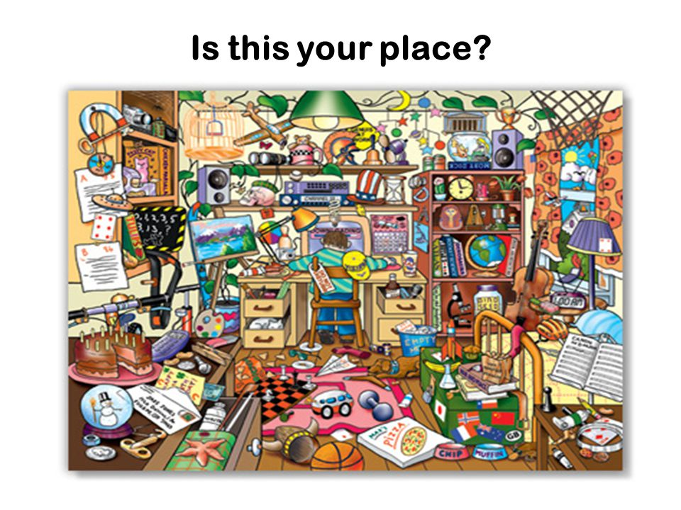 Is this your place