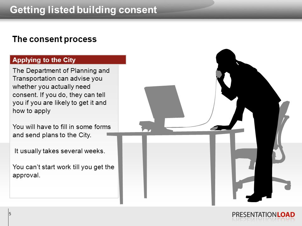 6 Planning permission When required Not usually relevant now  You would need planning permission for any changes to the exterior of the building.