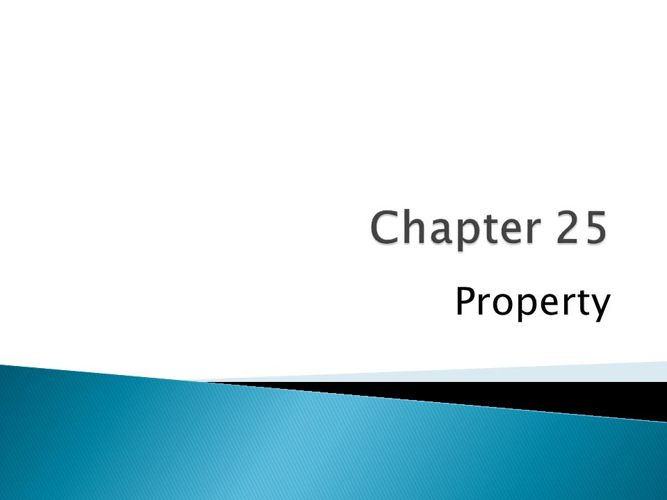  The parties have created a landlord-tenant relationship when: ◦ An owner of a freehold estate allows another person temporary, exclusive possession of the property  Landlord: The owner of a freehold estate who allows another person temporarily to live on his property  Tenant: A person gives temporary possession of the landlord's property