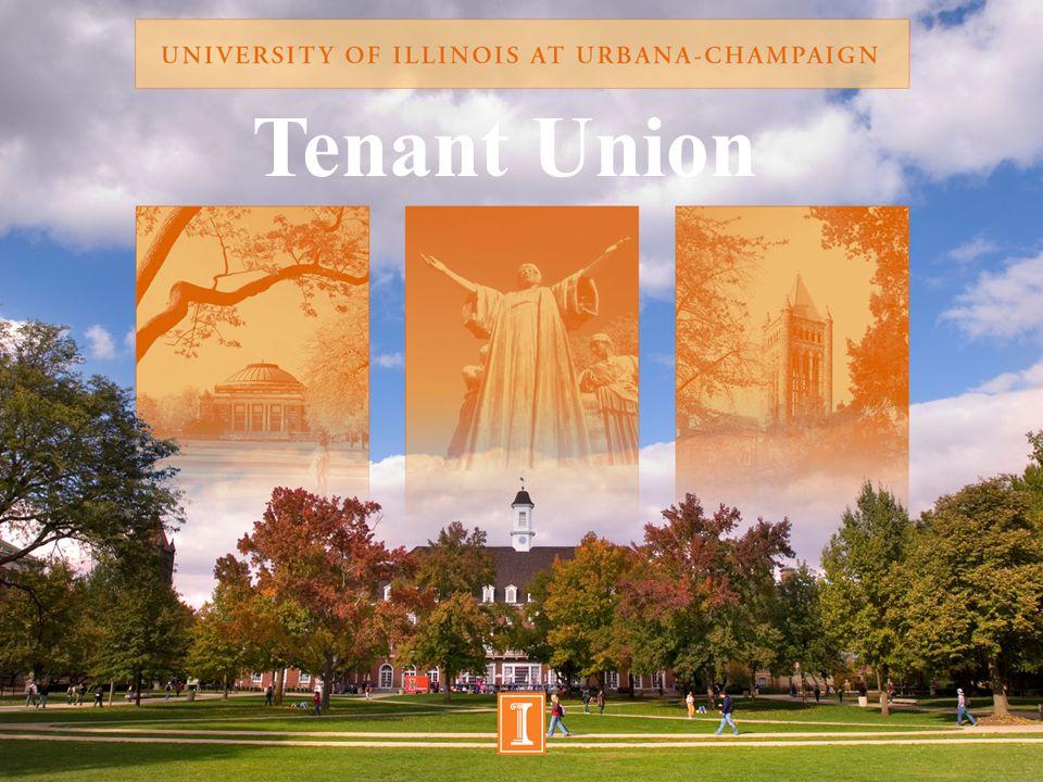 Tenant Union