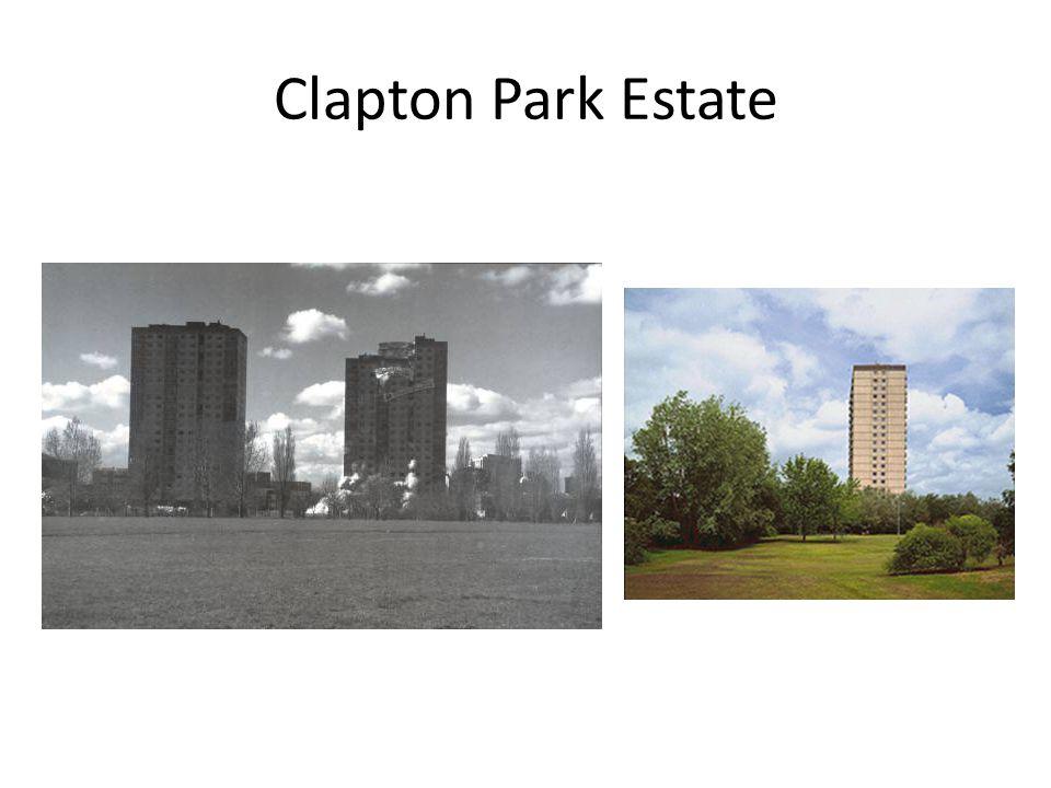 Clapton Park Estate